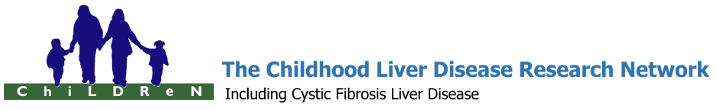 The Childhood Liver Disease Research Network CFLD